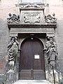 Hôtel de Bagis, porte de la cour intérieure.JPG