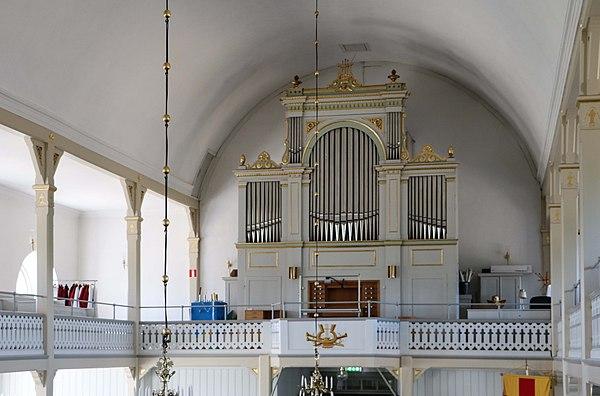 lands medeltida kapell, en versikt jmte - DiVA Portal