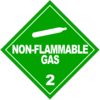 Class 2.2: Nonflammable Gas