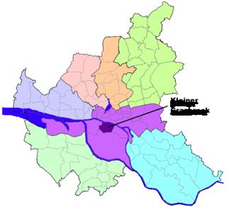 Kleiner Grasbrook - Image: HH Kleiner Grasbrook quarter