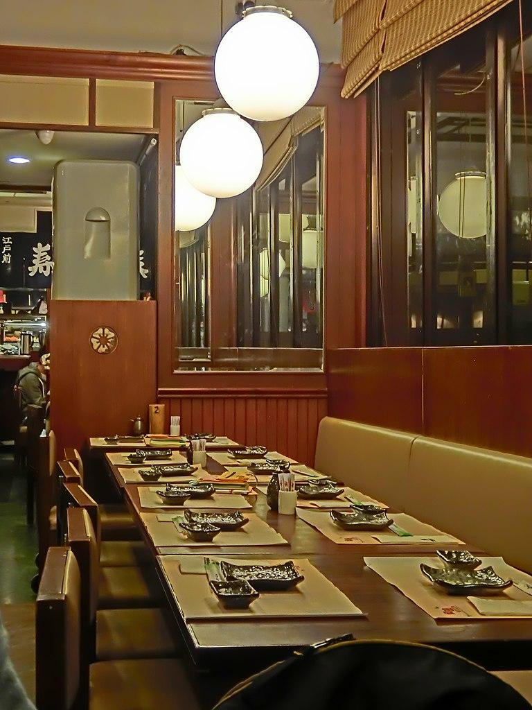 Restaurant Sushi Paris