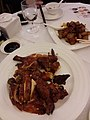 HK 北角 North Point 長康街 Cheung Hong Street 明星海鮮酒家 Star Seafood Restaurant food 燒雞 chicken night March 2019 SSG 03.jpg