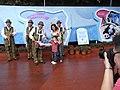 HK 海洋公園 Ocean Park Live Musical band with fans Camera visitors.jpg