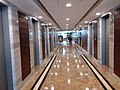 HK 金鐘 Admiralty 香港萬豪酒店 JW Marriott Hotel lift lobby May 2019 SSG 11.jpg