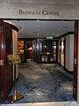 HK ISL Island Shangri-La Hong Kong 港島香格里拉酒店 hotel business centre Dec-2012.JPG