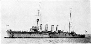 HMAS Melbourne (1912) - HMAS Melbourne