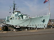 HMSCavalier