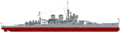 HMS Renown (1939) profile drawing.png