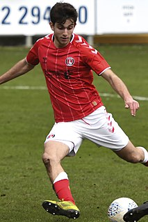 Hady Ghandour Lebanese-English footballer