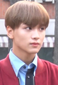 Haechan going to a Music Bank recording in March 2018 03.png