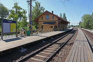 Kongsvinger Line Norwegian railway line