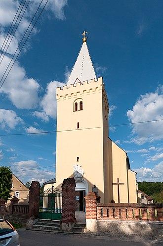 Hajduki Nyskie - Saint George church