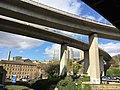 Halifax road bridges and mills (geograph 6105708).jpg