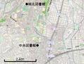 Hamamatsu Municipal Johoku Library and Central Library OSM.png