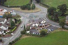 Hampton Heath Roundabout A41 - geograph.org.uk - 223990.jpg