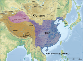 Timeline of the Han dynasty