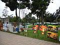 Hand Made Art in Parque El Ejido Quito Ecuador.JPG