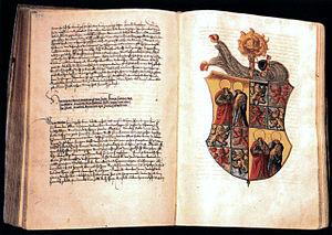 Zimmern Chronicle - The Zimmern Chronicle, manuscript B