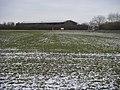 Hangar on the industrial estate - geograph.org.uk - 1729382.jpg