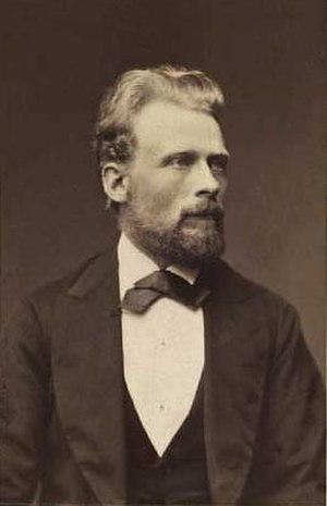 Hans Ole Brasen - Brasen photographed in 1872