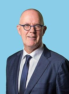 Harm Brouwer Dutch politician