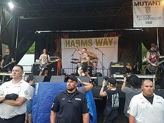 Harms Way (band)