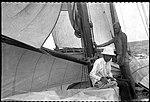 Harold Snr and Richard Nossiter on SIRIUS at sea (5752315755).jpg