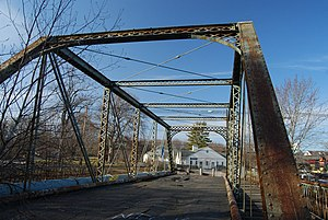 Harris Street Bridge - Image: Harris Street Bridge Taunton