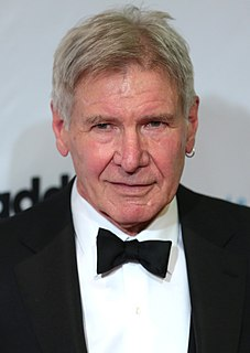 Harrison Ford American film actor and producer
