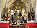 Haunzenbergersöll 2007 Kirche innen.JPG