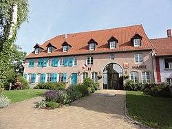 Haut-Clocher (Moselle) mairie.jpg
