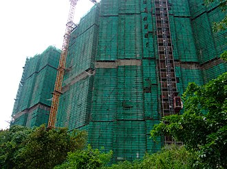 Havelock City - Construction of Phase-1 in August 2008.