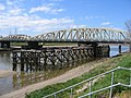 Hawarden Bridge over the River Dee - geograph.org.uk - 405378.jpg