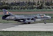 Hawker Hunter F.58, Switzerland - Air Force JP6716576