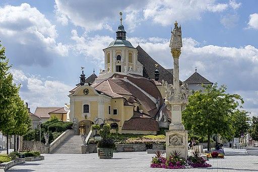 Haydnkirche, Eisenstadt Ansicht 1
