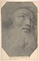 Head of a Bearded Man, Looking up to the Right MET DP801529.jpg