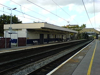 Heald Green railway station