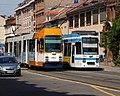 Heidelberg - Duewag M8C-NF RNV 3254 und Duewag M8C-NF RNV 3268.JPG