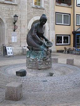 Heidenheim fontanna