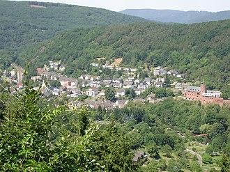 Heimbach - Image: Heimbach view