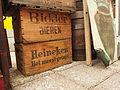Heineken en Ridder bier krat , foto 6.JPG