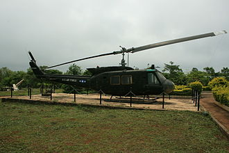 Khe Sanh Combat Base - Image: Helicopter 1 Khe Sanh