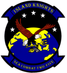 Helicopter Sea Combat Squadron 25 (US Navy) patch 2015.png