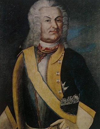 Aminoff - Lieutenant General Henrik Johan Aminoff