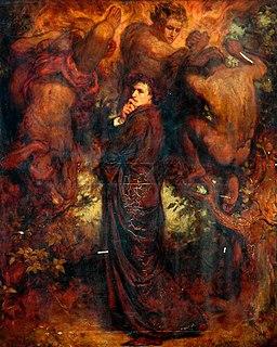 Henry John Stock - Dante