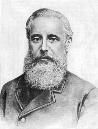 Worthington Corporation - Henry Rossiter Worthington, at the age of 48.