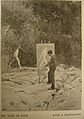 "Henry Scott Tuke painting the picture ""A woodland bather"".jpg"