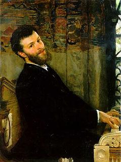 George Henschel German-born British baritone, pianist, conductor, and composer
