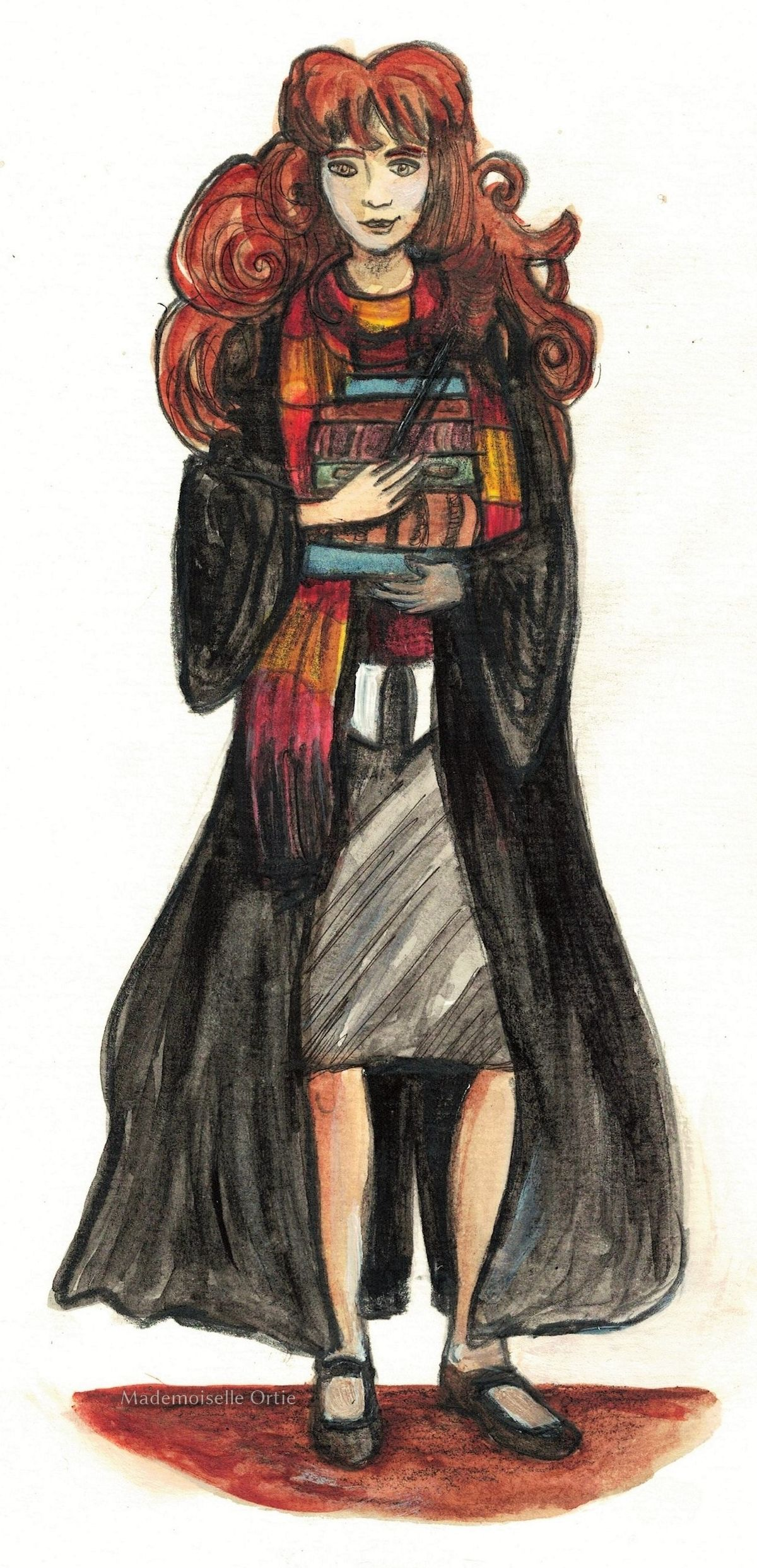 Hermione granger wikip dia - Qui est hermione granger ...