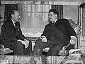Herriot bezoekt Attlee Downing Street 10, Bestanddeelnr 902-2517.jpg